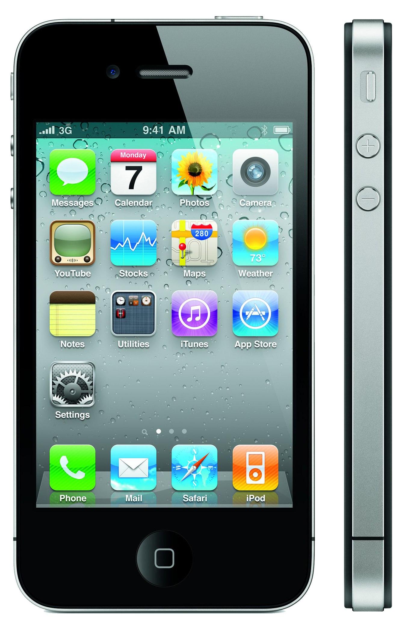 Ремонт iPhone iPhone 4/4s
