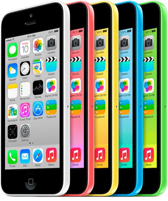 Ремонт iPhone iPhone 5c