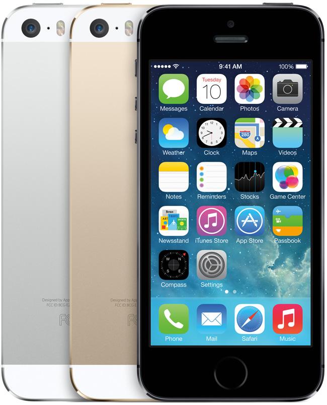 Ремонт iPhone iPhone 5s
