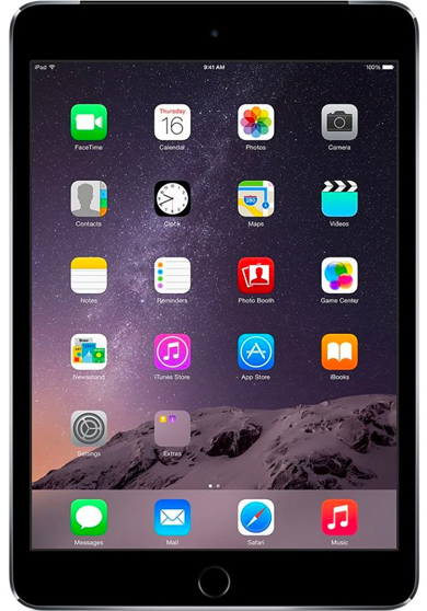 Teхника Apple - iPad - Срочный ремонт 4